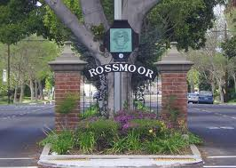 History of Rossmoor located in Orange County, California