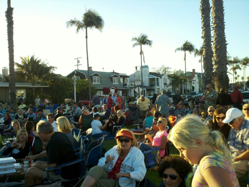 Naples Island Summer Concert, Long Beach CA