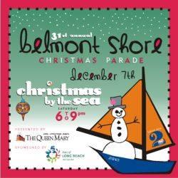 Belmont Shore Christmas Parade, Long Beach Christmas Holiday parades
