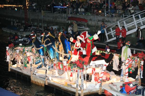 Naples Island Boat Parade