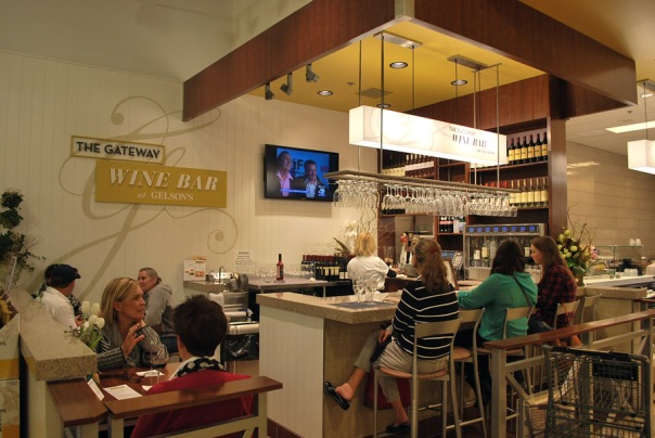 gelsons wine bar - lifestyles of long beach
