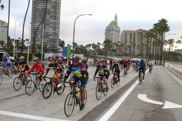 Tour of Long Beach  - A Charity Ride Supporting Pediatric Cancer Research - May 9th 2015