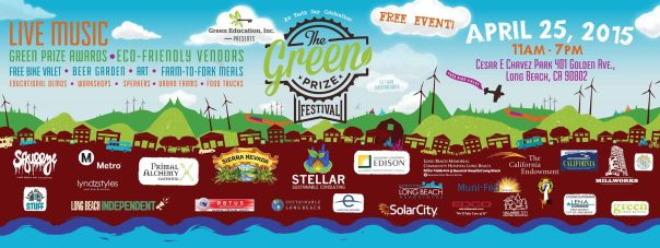 The Green Prize Festival in Long Beach CA