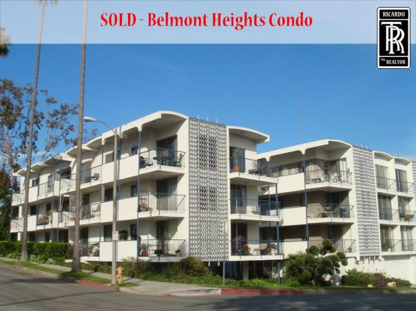 Belmont Shore Condo SOLD - Long Beach Homes real estate - Ricardo the Realtor 562 533 4003