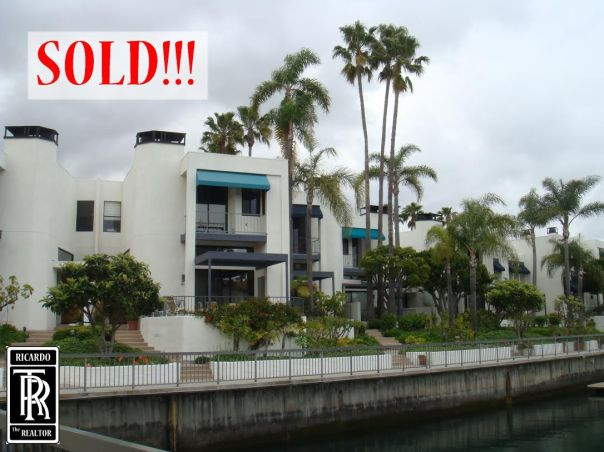 Spinnaker Cove Townhome with Boat Dock For Sale - Long Beach Luxury Real Estate-Ricardo the Realtor Top Team 562-533-4003