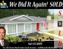 Ricardo the Realtor – SOLD Another Home!